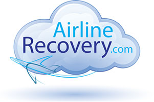 Flight delay compensation specialists Airline Recovery logo